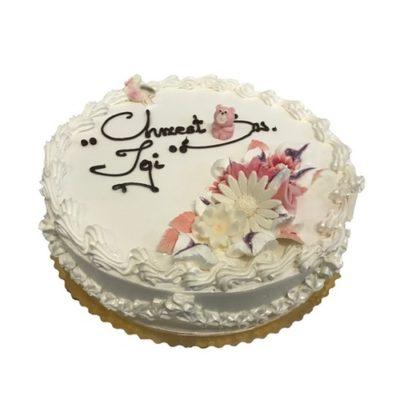 Tort na chrzest 02 Cukiernia Tadek