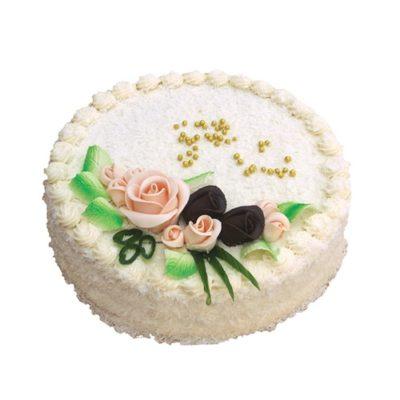 Tort na chrzest 03 Cukiernia Tadek