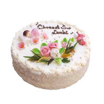 Tort na chrzest 04 Cukiernia Tadek