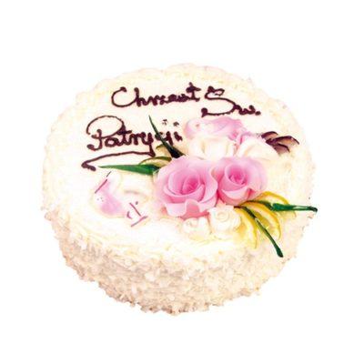 Tort na chrzest 05 Cukiernia Tadek
