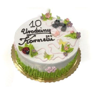 Tort na urodziny 02 Cukiernia Tadek