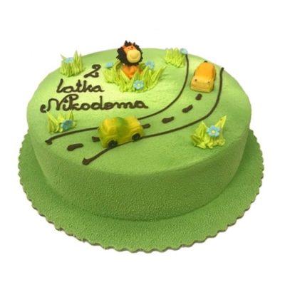 Tort na urodziny 03 Cukiernia Tadek