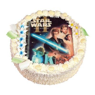 Tort na urodziny 10 Cukiernia Tadek