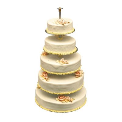 Tort na wesele 02 Cukiernia Tadek