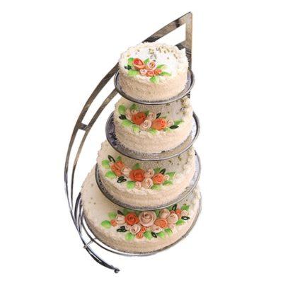 Tort na wesele 03 Cukiernia Tadek