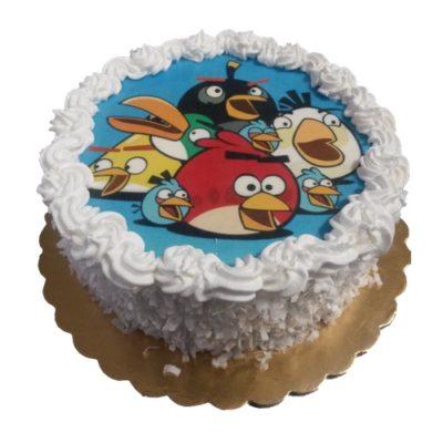 Tort na urodziny 19 Cukiernia Tadek
