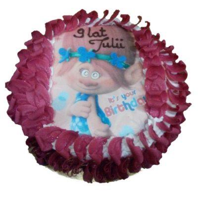 Tort na urodziny 21 Cukiernia Tadek