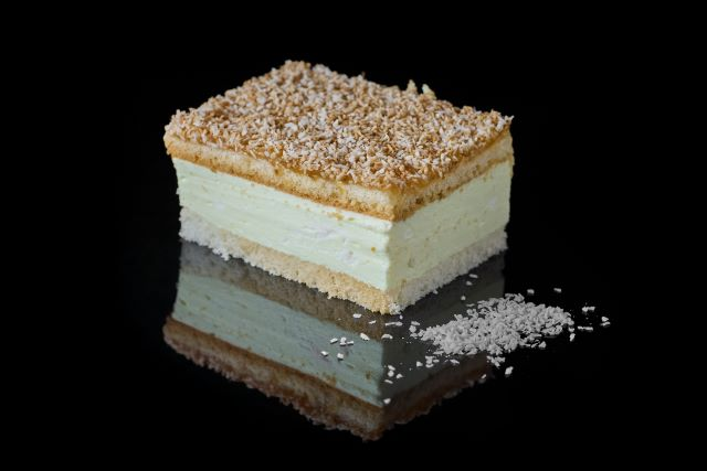 Biszkoptowe ciasto Cytrynowiec