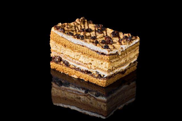 Półkruche ciasto Kawowe