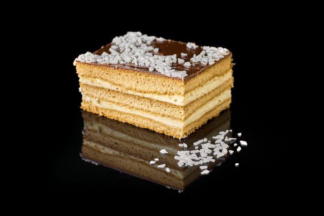 Kruche ciasto miodowe - Miodownik