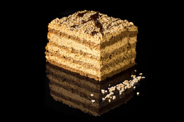 Ciasto biszkoptowo-orzechowe - Ormiańskie