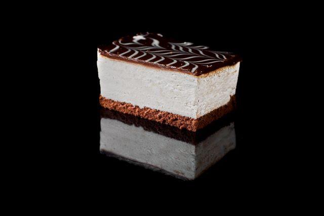 Ciasto Ptasie Mleczko