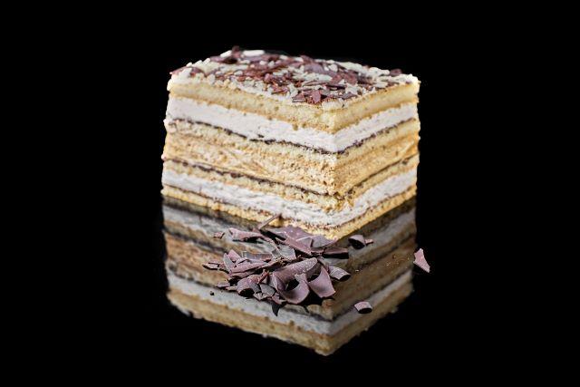 Ciasto biszkoptowe Toffiówka