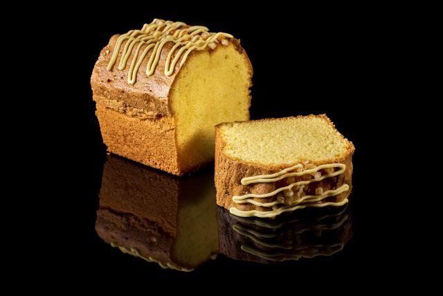 Ucierane ciasto piaskowe, cytrynowe