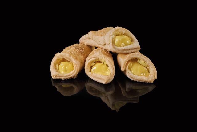 Ciastko stożek z budyniem - Cukiernia Tadek