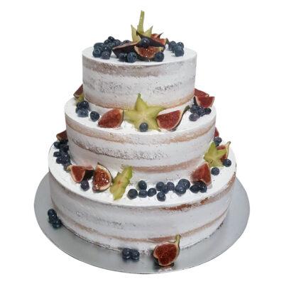Tort weselne piętrowy01