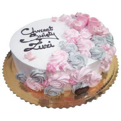 tort na chrzest tort9